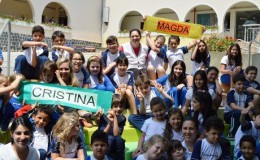 Homenagem da Educa��o Infantil e Fundamental I